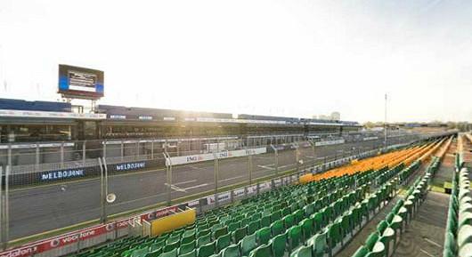 Fangio 3-Corner