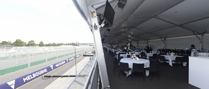 Pit Entry Victory Suite