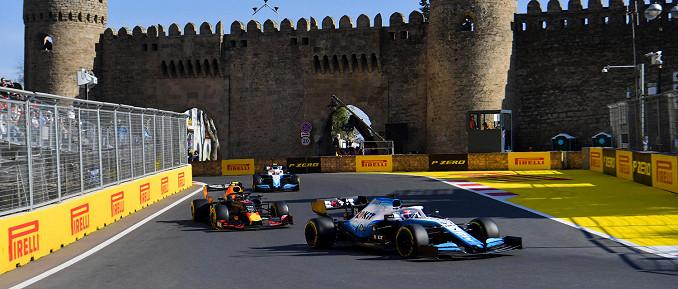 Baku City Circuit, Austragungsort des Großen Preises von Aserbaidschan