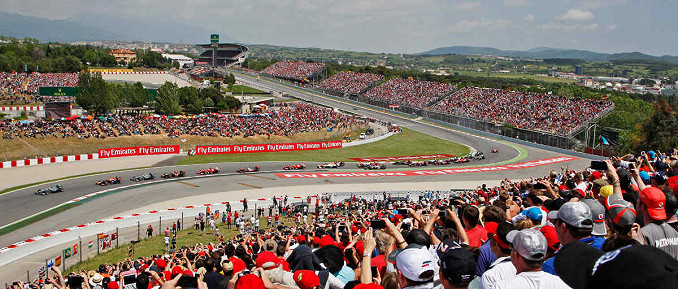 Circuit de Catalunya, Austragungsort des Großen Preises von Spanien