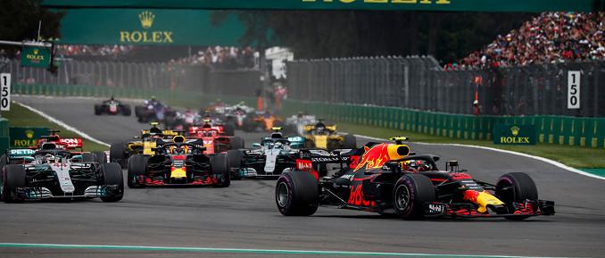 Circuit Hermanos Rodriguez, Austragungsort des Großen Preises von Mexiko