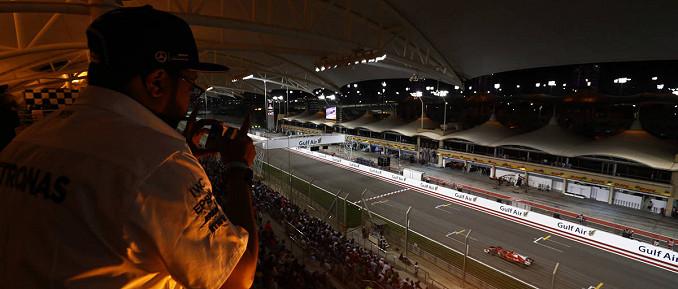 Bahrain International Circuit, Austragungsort des Großen Preises von Bahrain