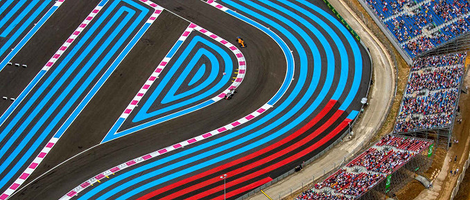 Circuit Paul Ricard, Austragungsort des Großen Preises von Frankreich