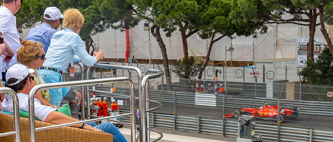 Harbour Club VIP-Jacht