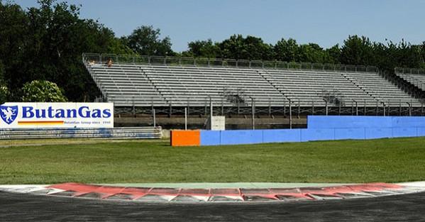 Alta Velocita C Grandstand