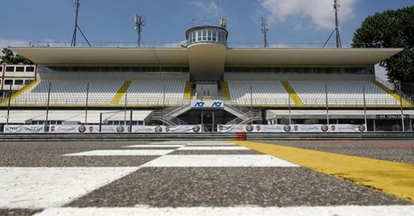 Centrale Grandstand