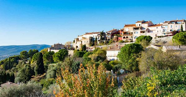 Le Castellet - Hilltop View