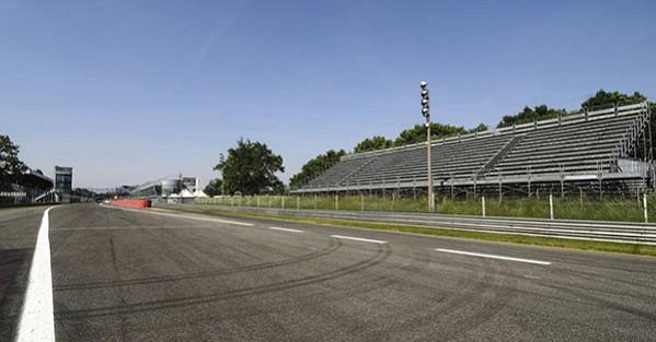 Parabolica Interna A - B Grandstand