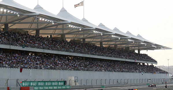 South Grandstand