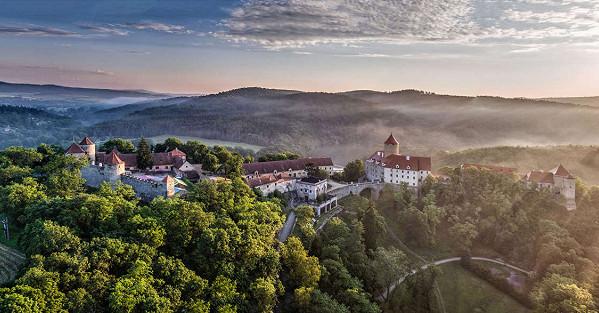 Veveri Castle