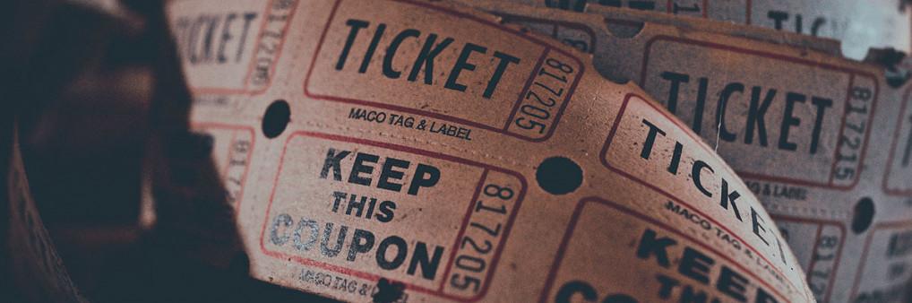 Ticketauswahl