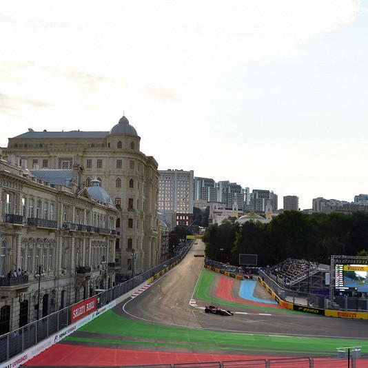 Circuito di Baku