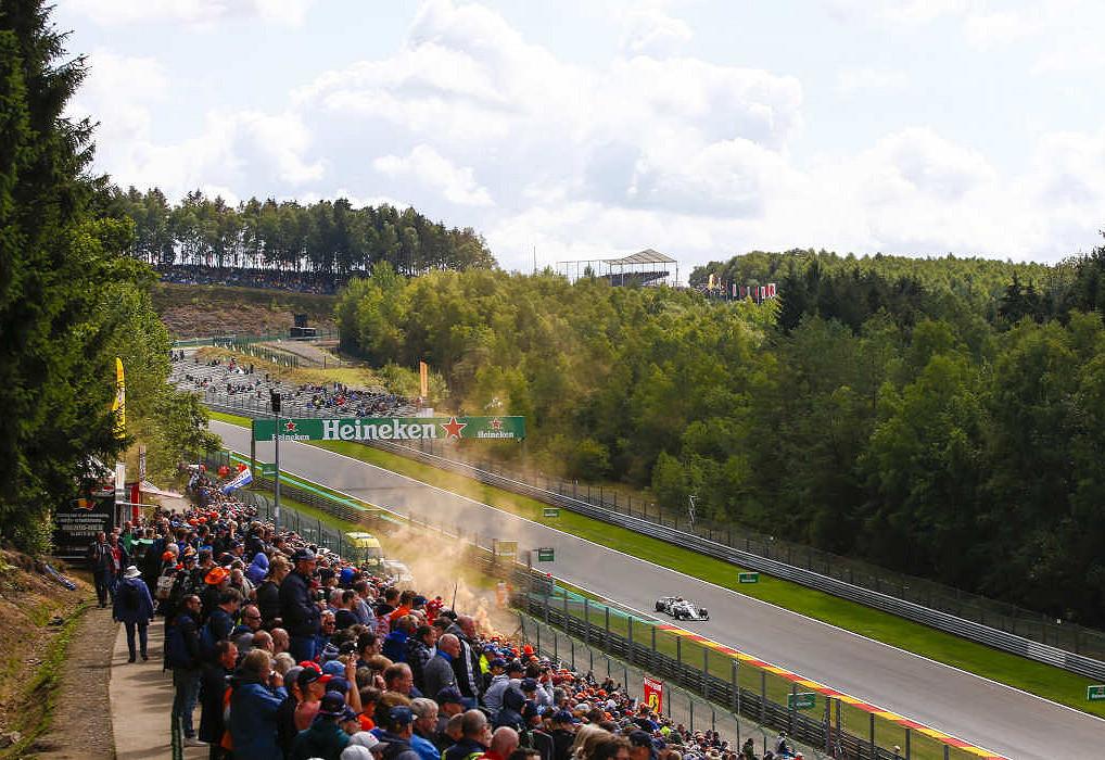 Formel 1 Großer Preis 2020 von Belgien ÜBERBLICK