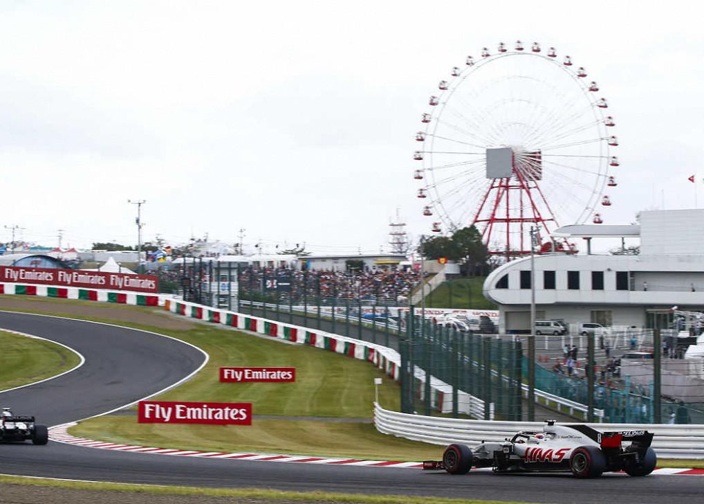 von Japan Formel 1 Großer Preis 2020 ÜBERBLICK
