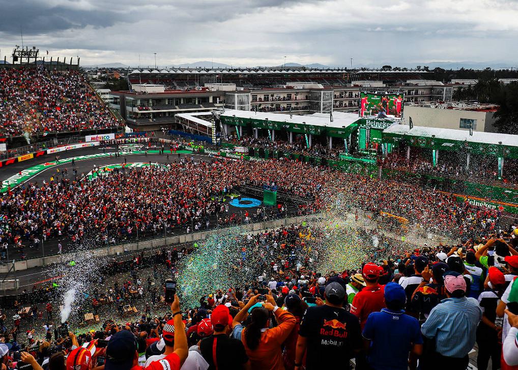 von Mexiko Formel 1 Großer Preis 2020 ÜBERBLICK