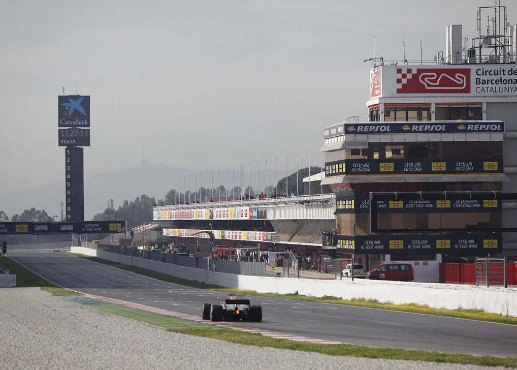 Formel 1 Wintertestfahrten 2020 ÜBERBLICK