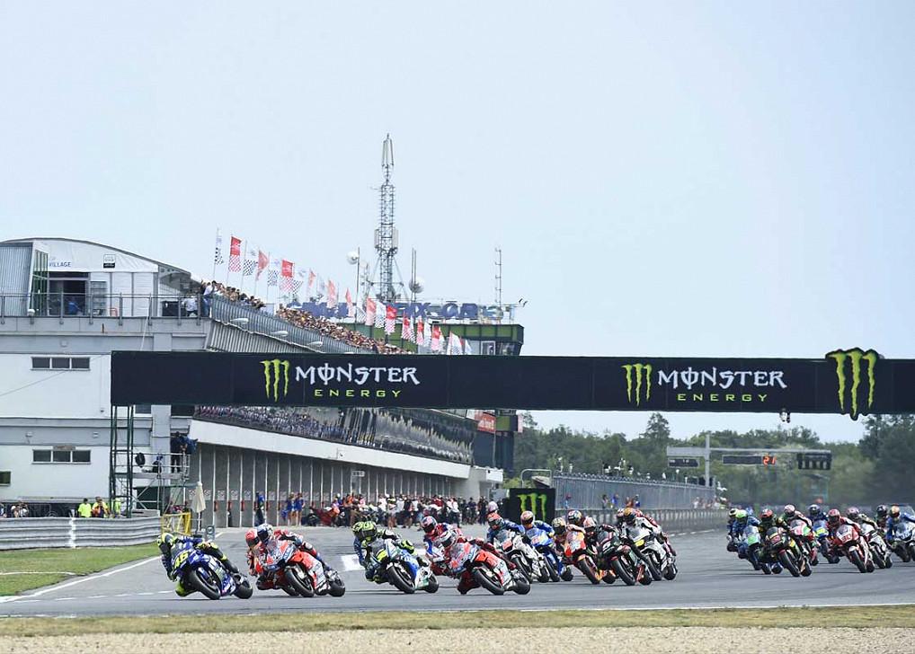 MotoGP Großer Preis von Tschechien 2020 ÜBERBLICK