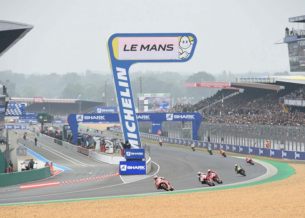 MotoGP Großer Preis von Frankreich 2020 ÜBERBLICK
