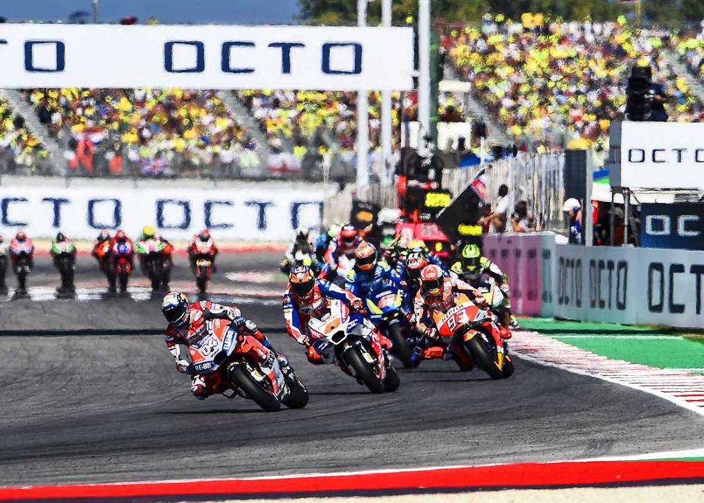 MotoGP Goßer Preis von San Marino 2019 ÜBERBLICK
