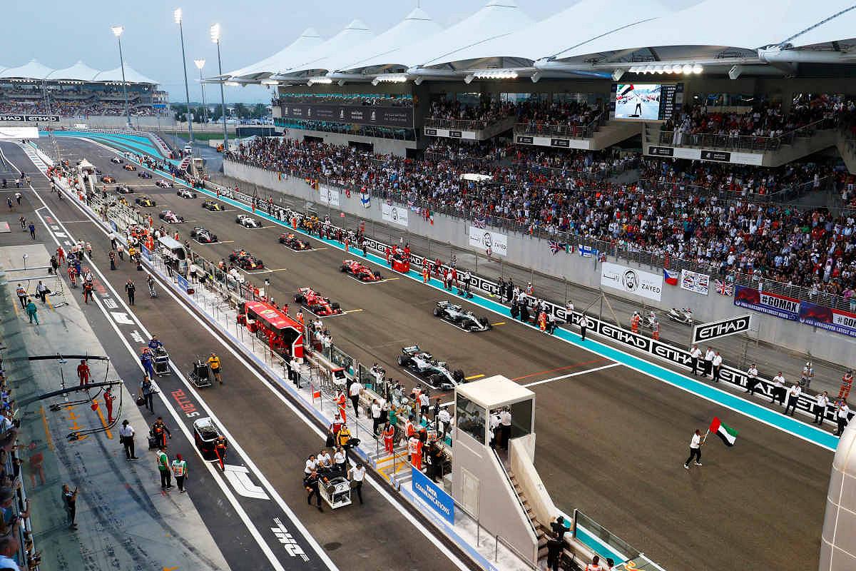 2019 Abu Dhabi Formula 1 Grand Prix Tickets