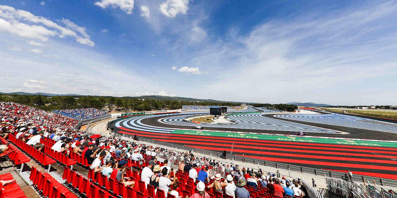 2019 French Formula 1 Grand Prix Tickets