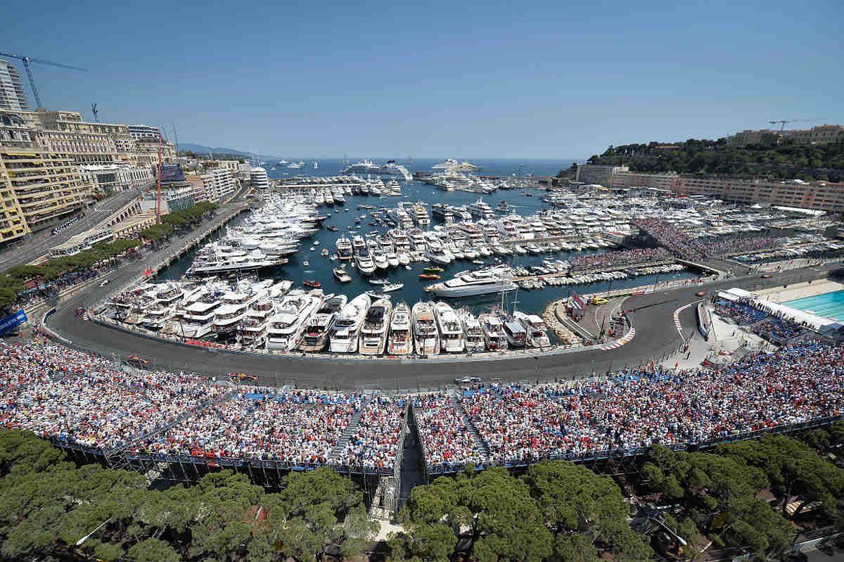 2018 Monaco Formula 1 Tickets