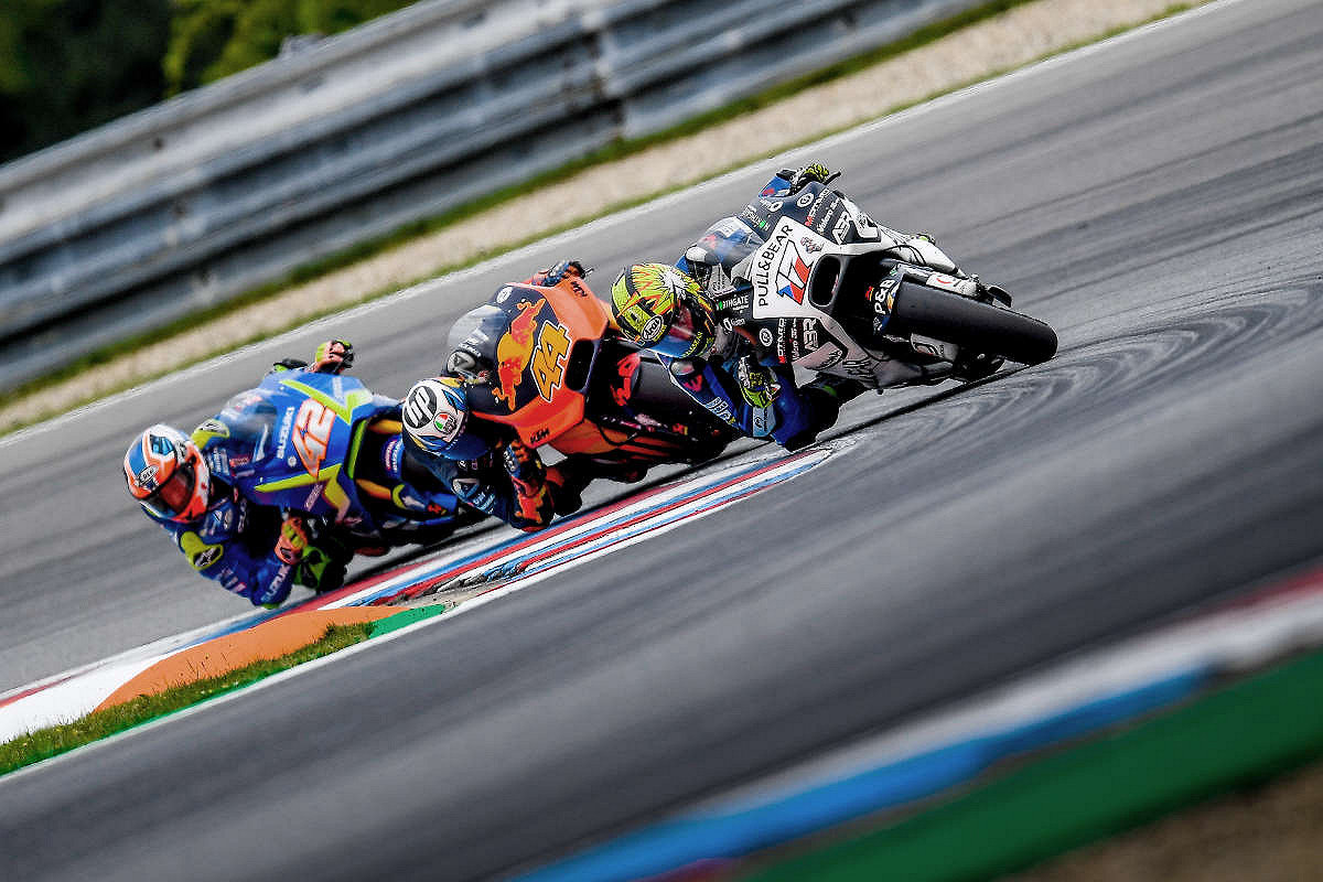 Czech MotoGP 2018 tickets are now on sale!
