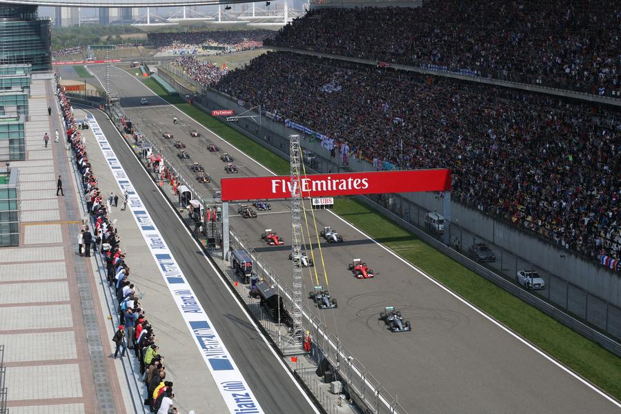 2018 China F1 Tickets