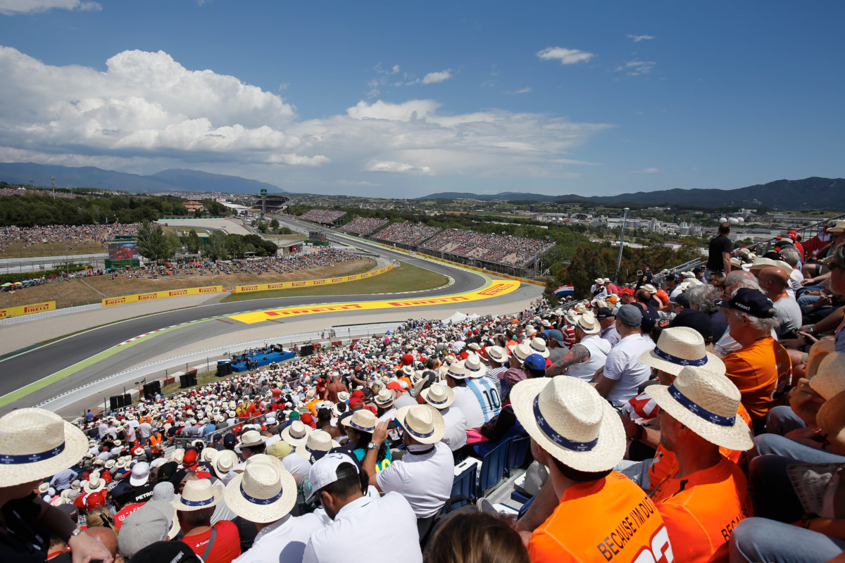 Coach Services for the Spanish F1 Are On Sale