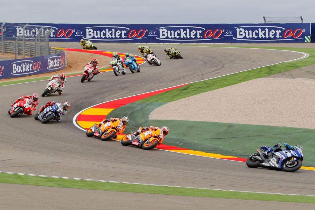 TICKETS FOR THE ARAGON MOTOGP ARE NOW ON SALE