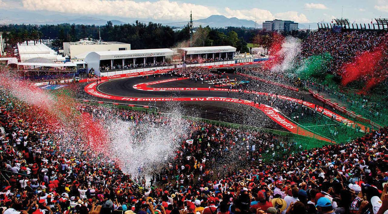2018 Mexican Formula 1 Grand Prix Tickets