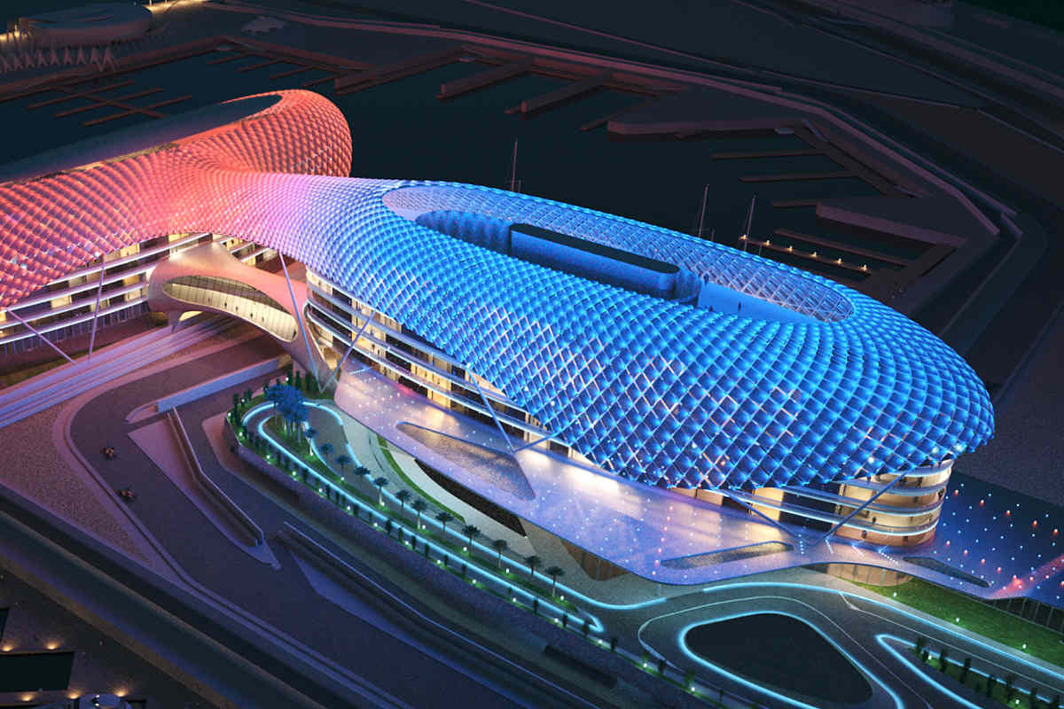 2018 Abu Dhabi F1 Grand Prix tickets on sale!