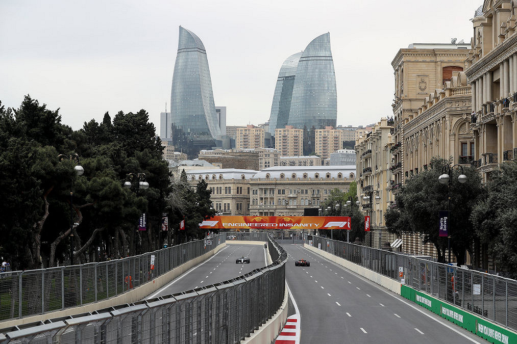 Formel 1 Großer Preis von Aserbaidschan 2019