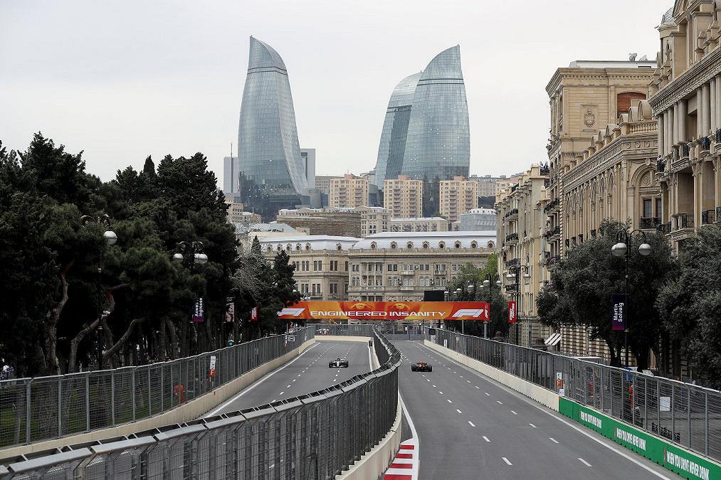 Azerbaijan Formula 1 Grand Prix 2019