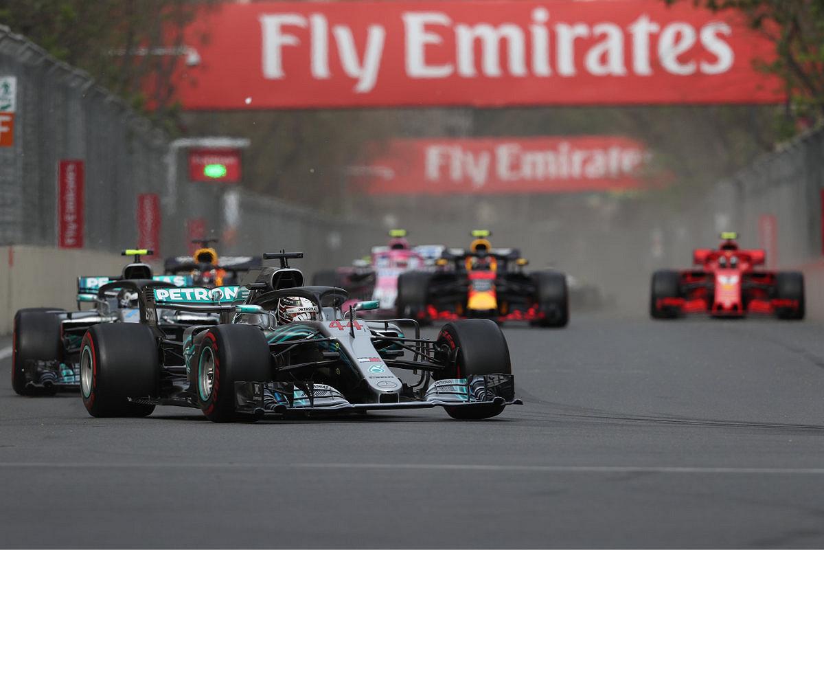 Azerbaijan Formula 1 Grand Prix 2019 TICKETS - Stehplätze, Tribünen und VIP-Pakete