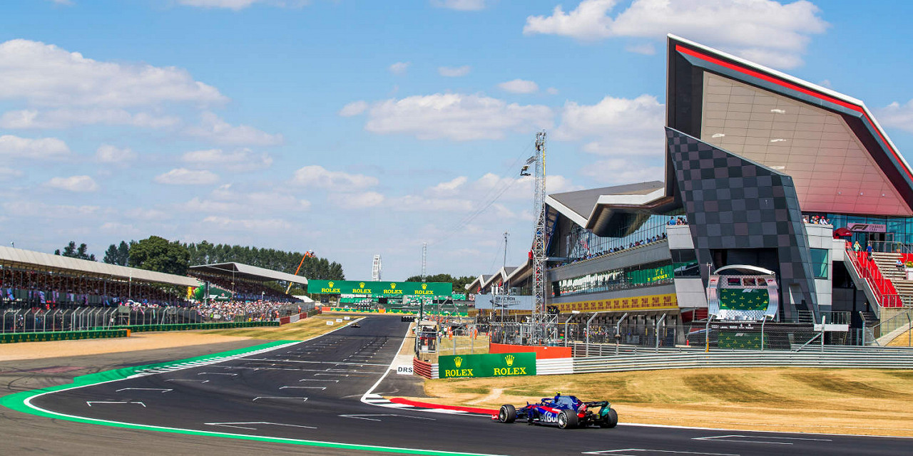 Formel 1 Großer Preis von Großbritannien 2019