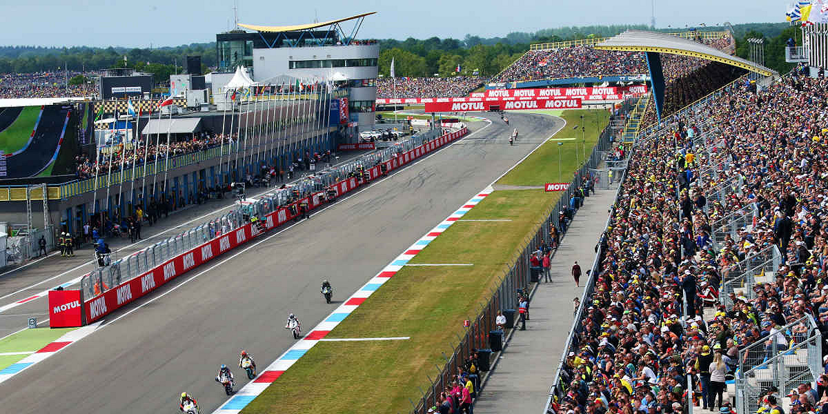 Netherlands MotoGP 2019 ENTRY TICKETS - General Admission, Grandstand, and Hospitality