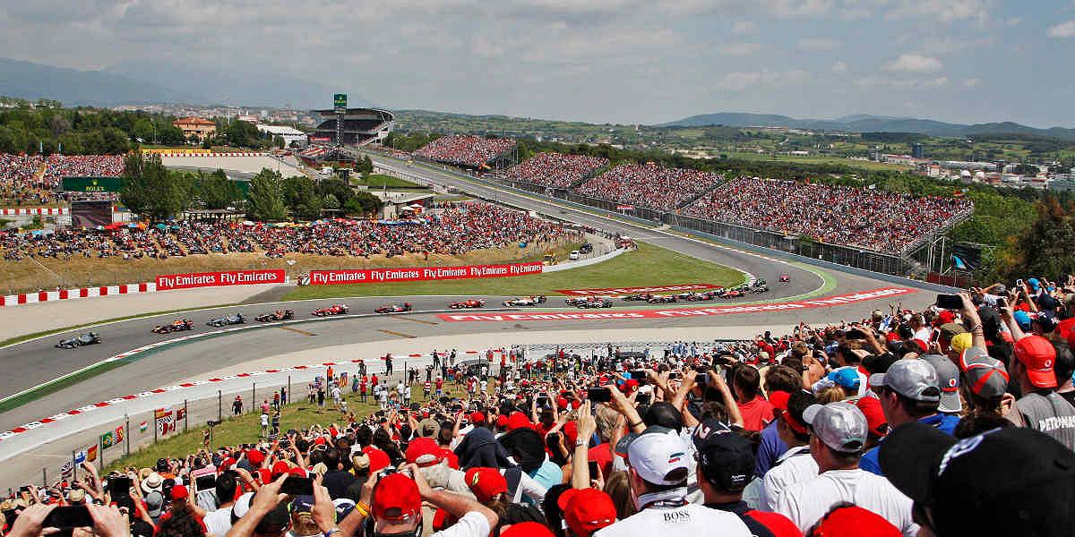 2019 Spanish Formula 1 Grand Prix Tickets