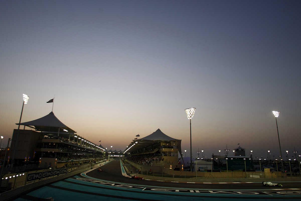 2018 Abu Dhabi Grand Prix After-Race Concerts