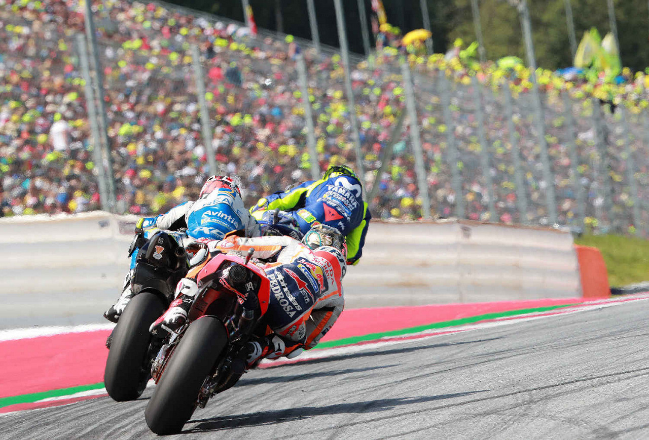 Austrian MotoGP 2019 ENTRY TICKETS - General Admission, Grandstand, and Hospitality