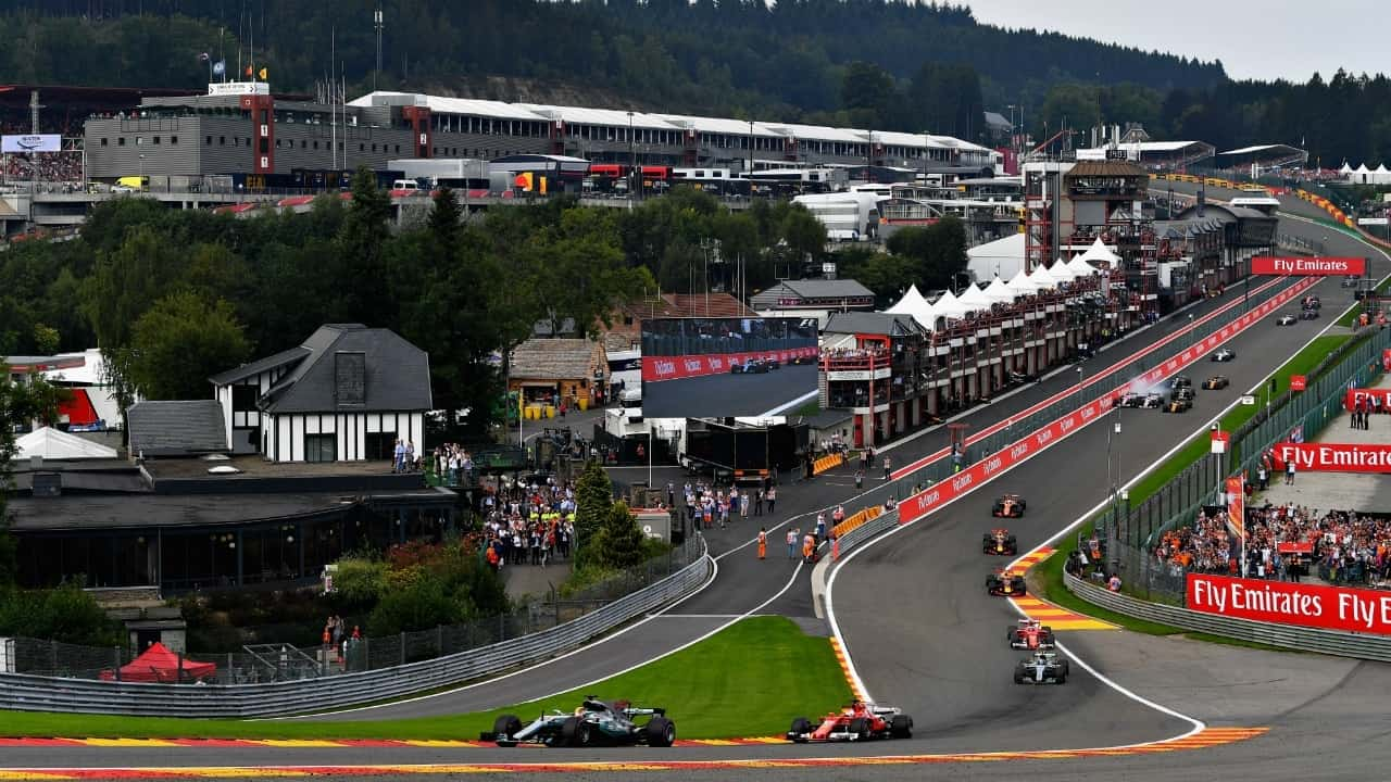 EARLY BIRD TICKETS FOR THE 2019 BELGIAN F1