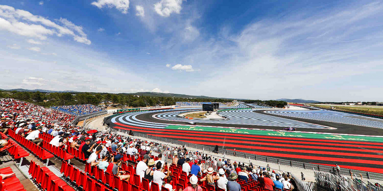 2019 French Formula 1 Grand Prix Tickets