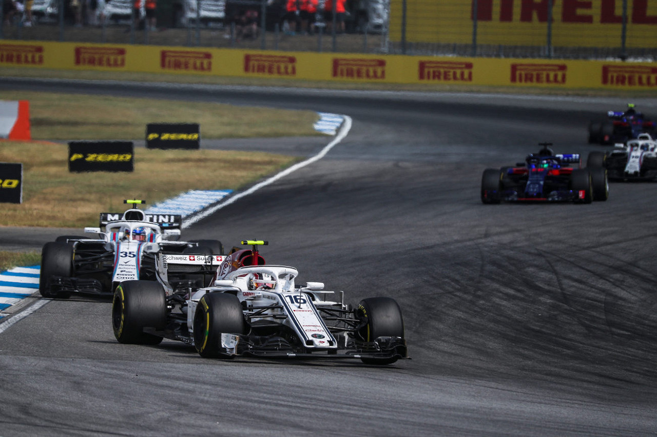 GERMAN F1 2019 TICKETS ON SALE!