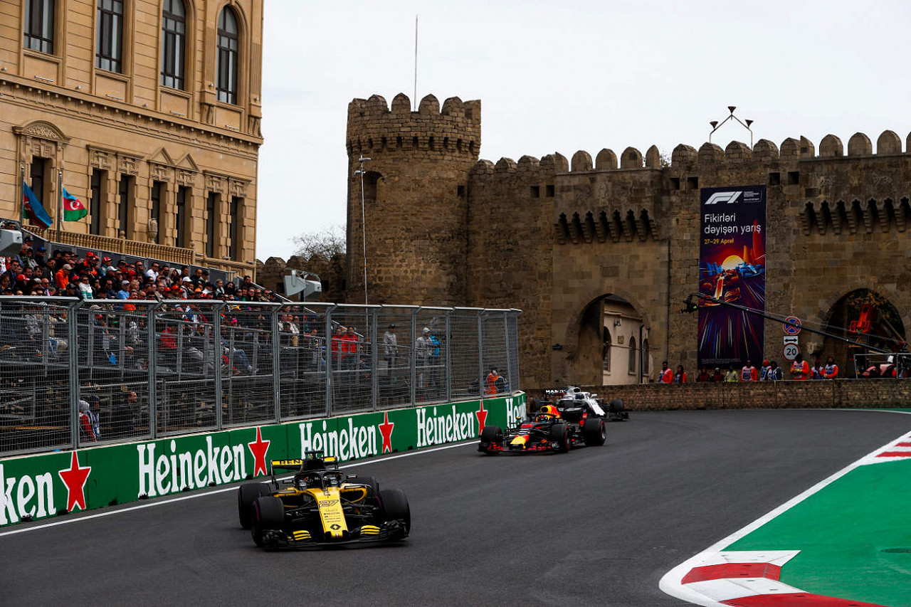 AZERBAIJAN F1 2019 TICKETS ON SALE!