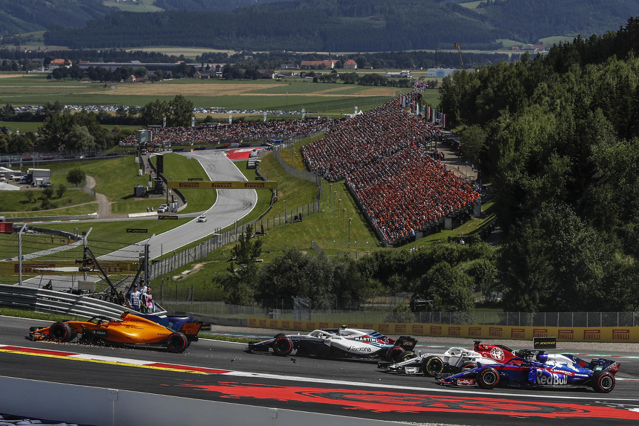 2019 AUSTRIAN F1 GRAND PRIX  NOW ON SALE!