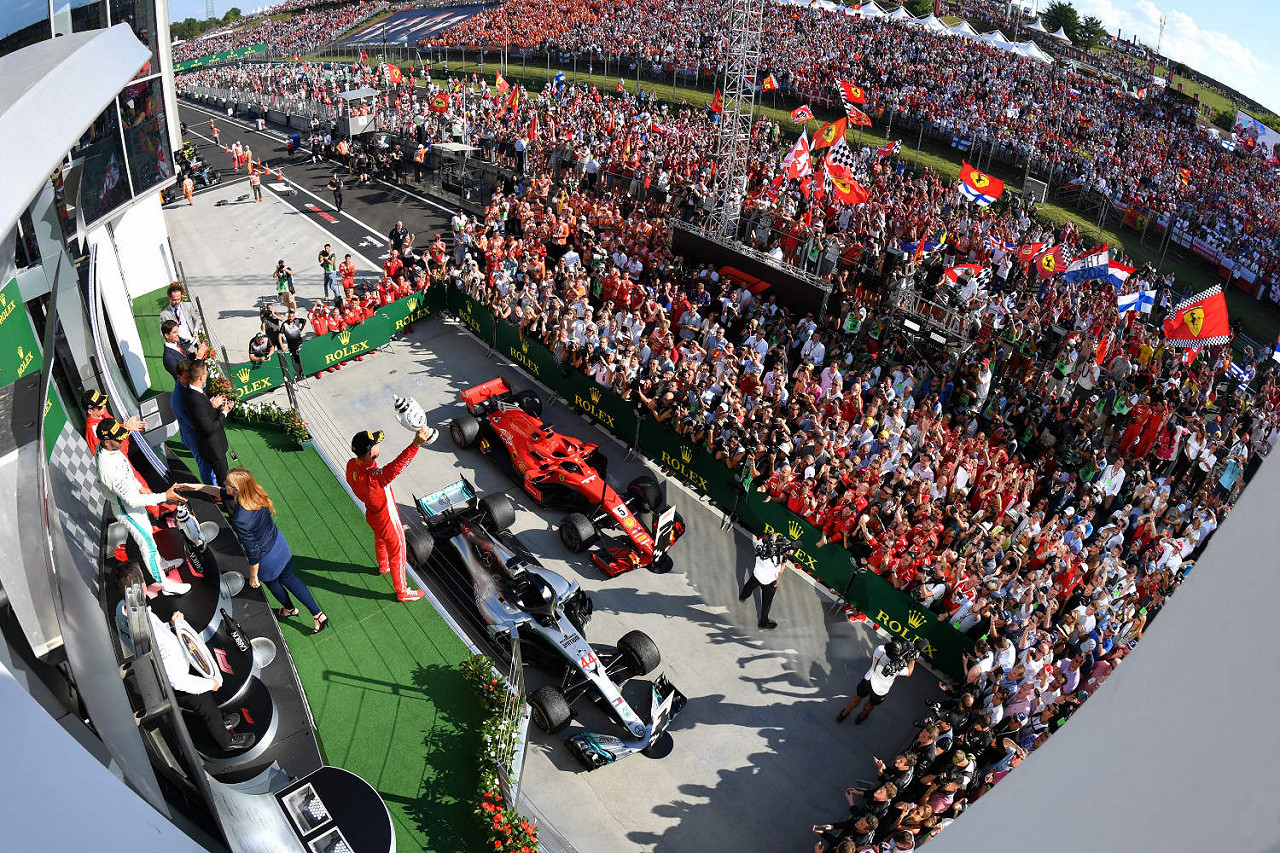 2019 Hungarian F1 Grand Prix Tickets On Sale!