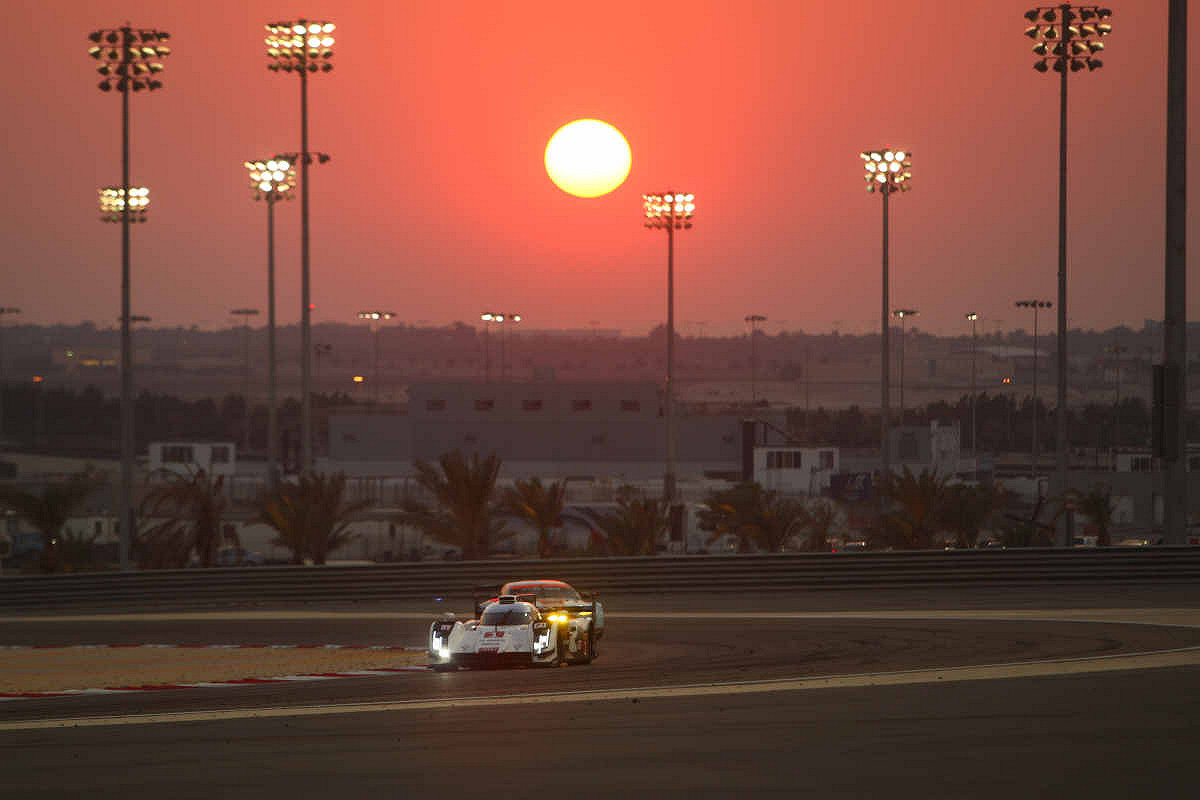 FIA WEC 8 Hours of Bahrain 2019