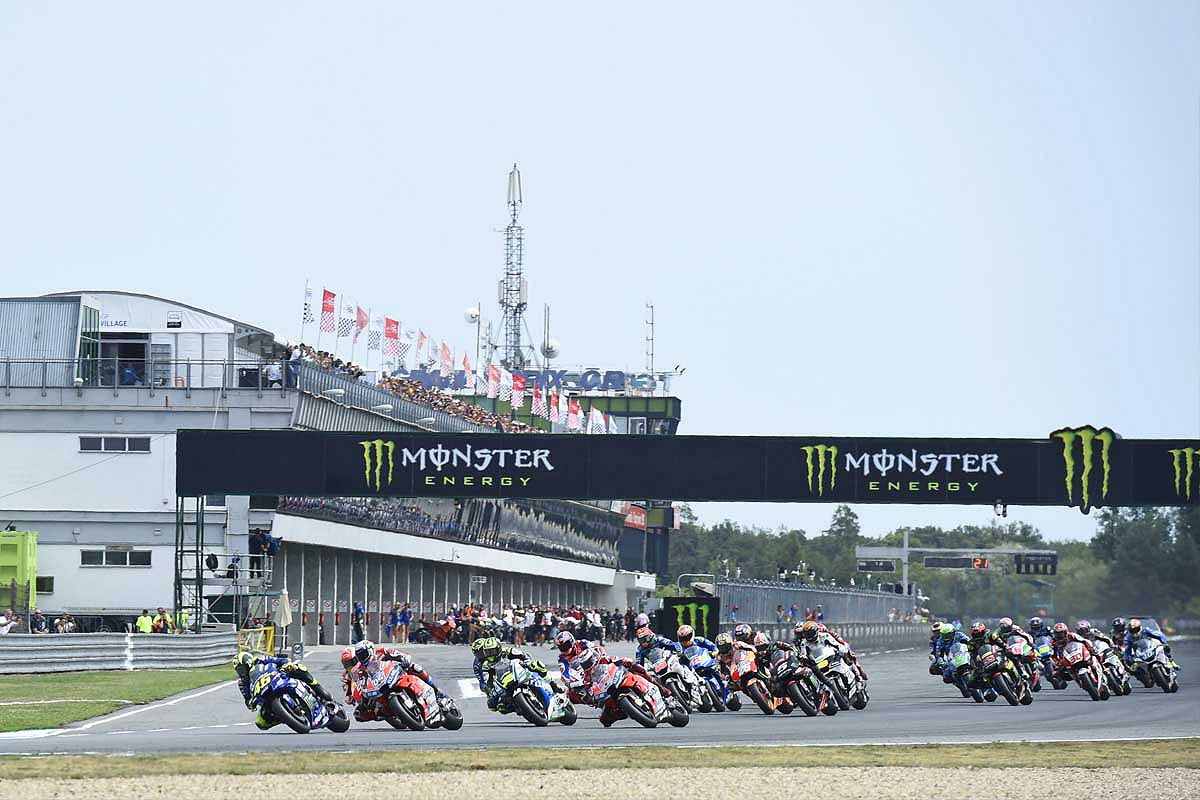 Czech Republic MotoGP 2019