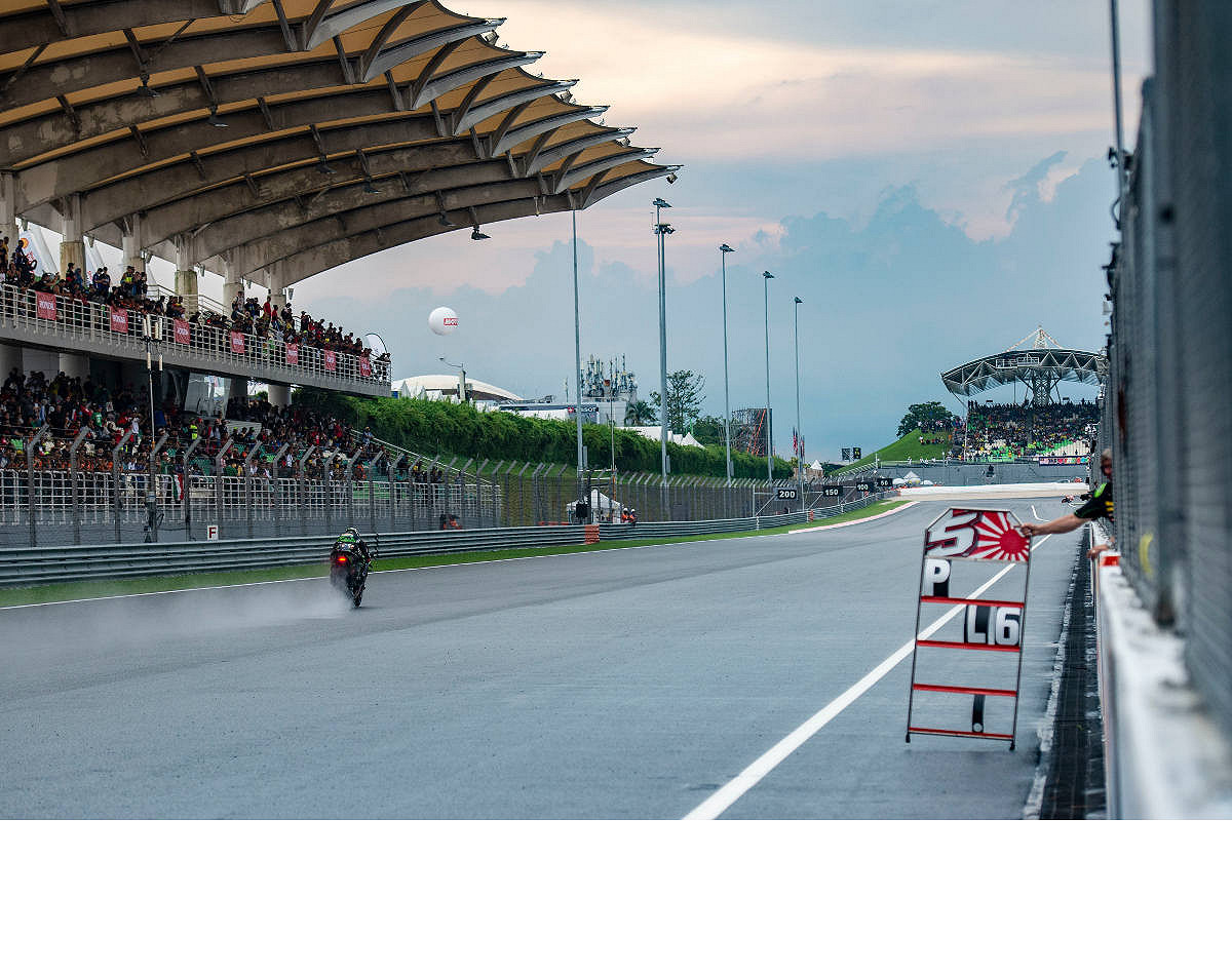 Malaysian MotoGP 2019 ENTRY TICKETS - General Admission, Grandstand, and Hospitality