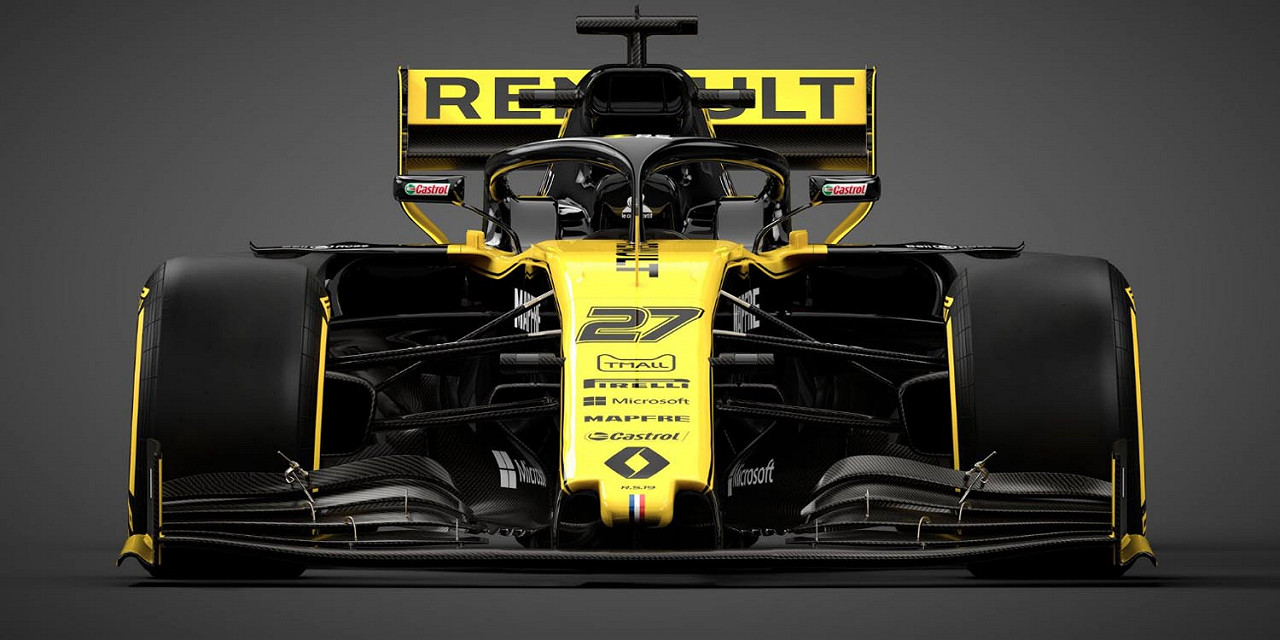Renault and Ricciardo launch the R.S.19